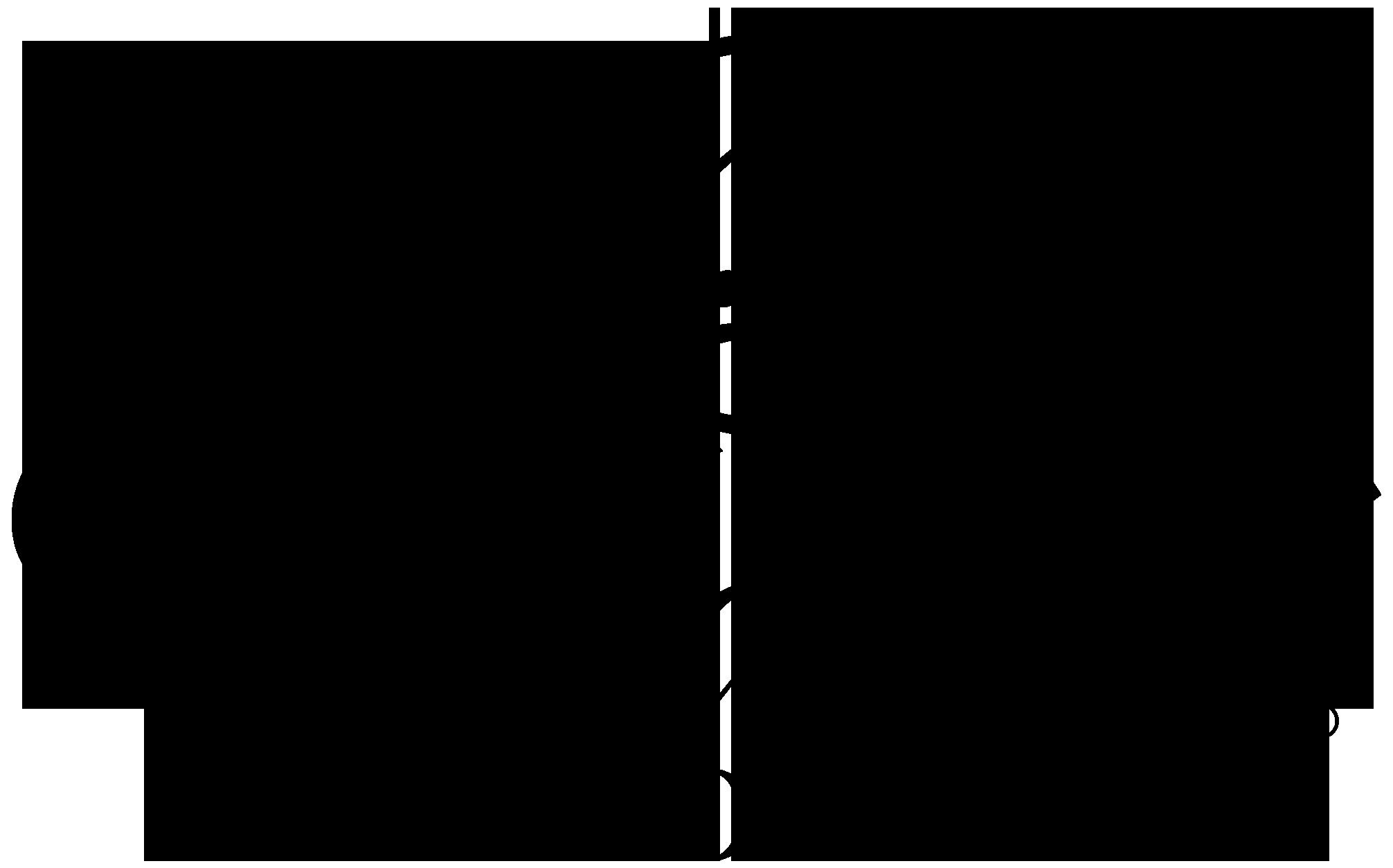 Transparent Black Logo Logo